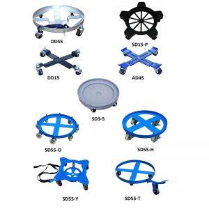 SD3-5 bobnasti vozički