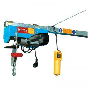 MB200 Mini električna dvigala, električna dvižna ročica