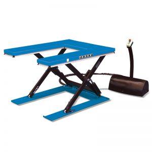 """Stacionarna dvižna miza v obliki črke """"U"""""""
