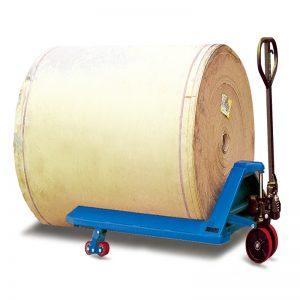 ročni voziček s hidravličnimi vozički
