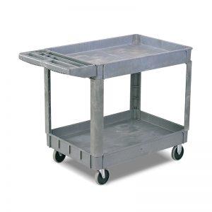 UB252 plastični voziček za uporabno platformo
